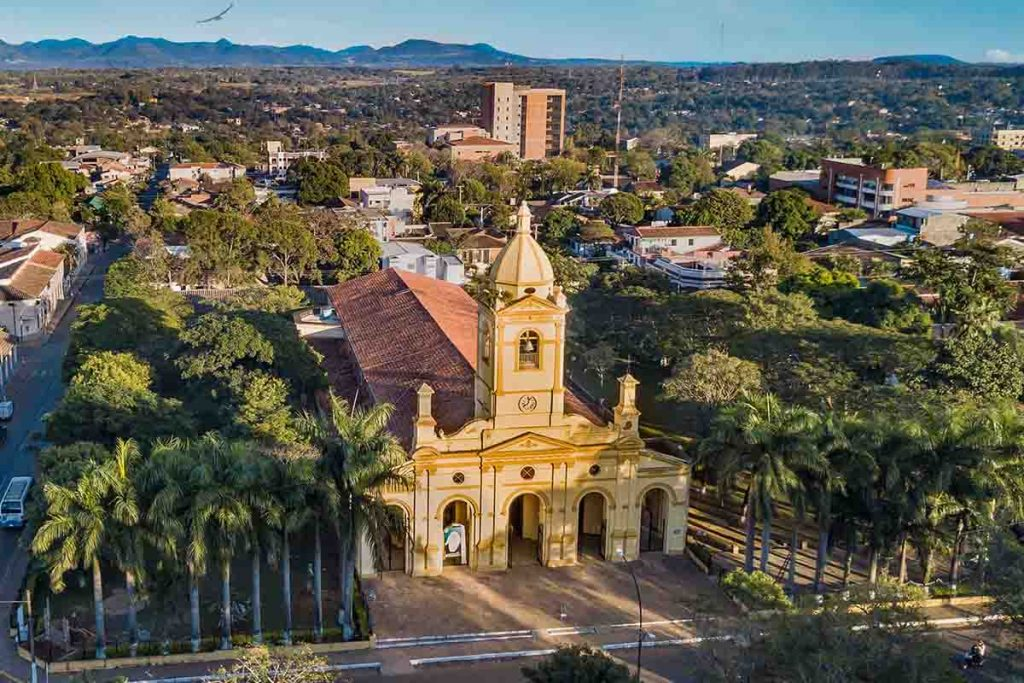 سرمایه گذاری در پاراگوئه