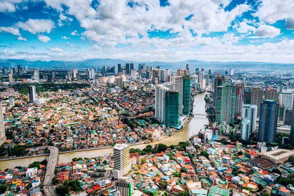سرمایه گذاری در فیلیپین