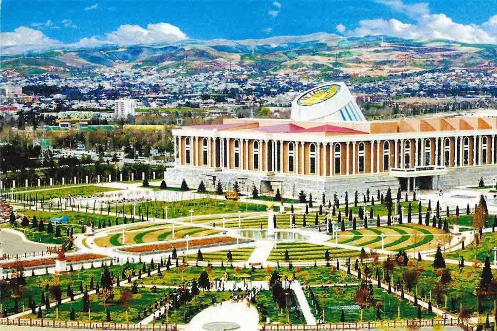 سرمایه گذاری در تاجیکستان
