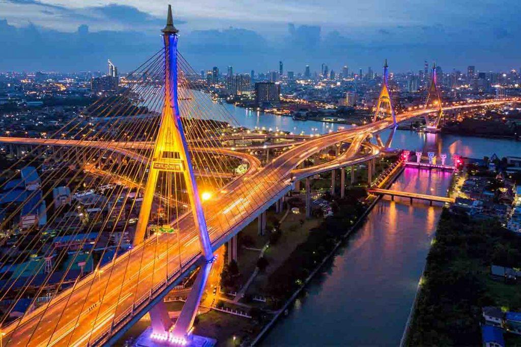سرمایه گذاری در تایلند