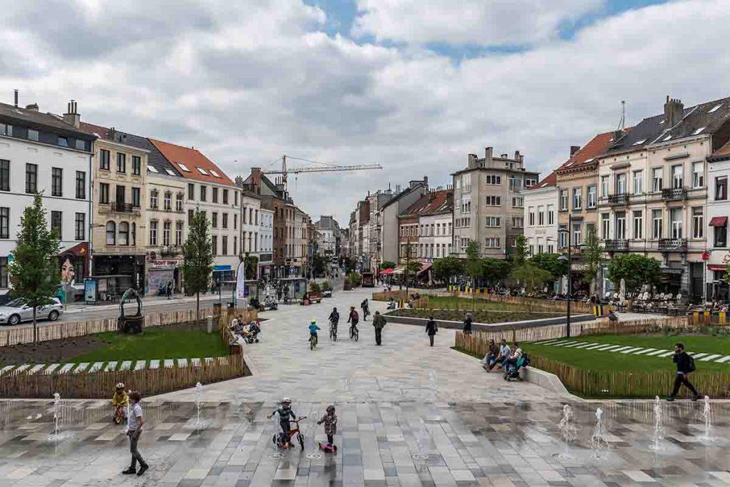 اشتغال به کار و استخدام در بلژیک