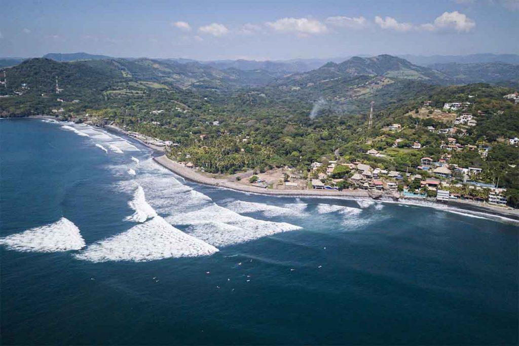 سرمایه گذاری در السالوادور