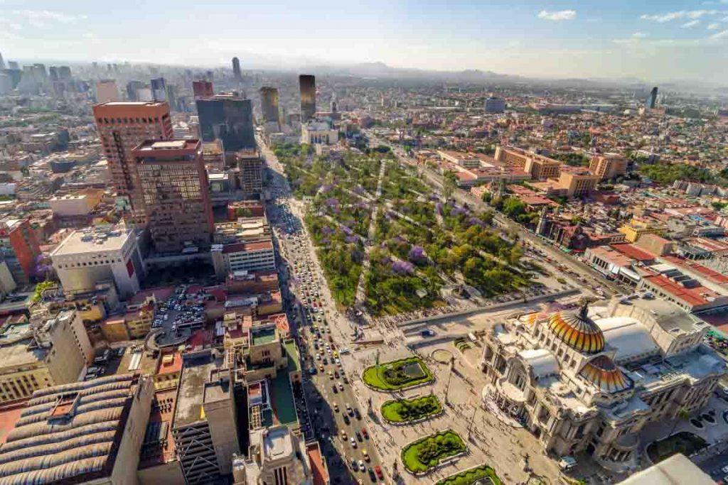 اشتغال به کار و استخدام در مکزیک