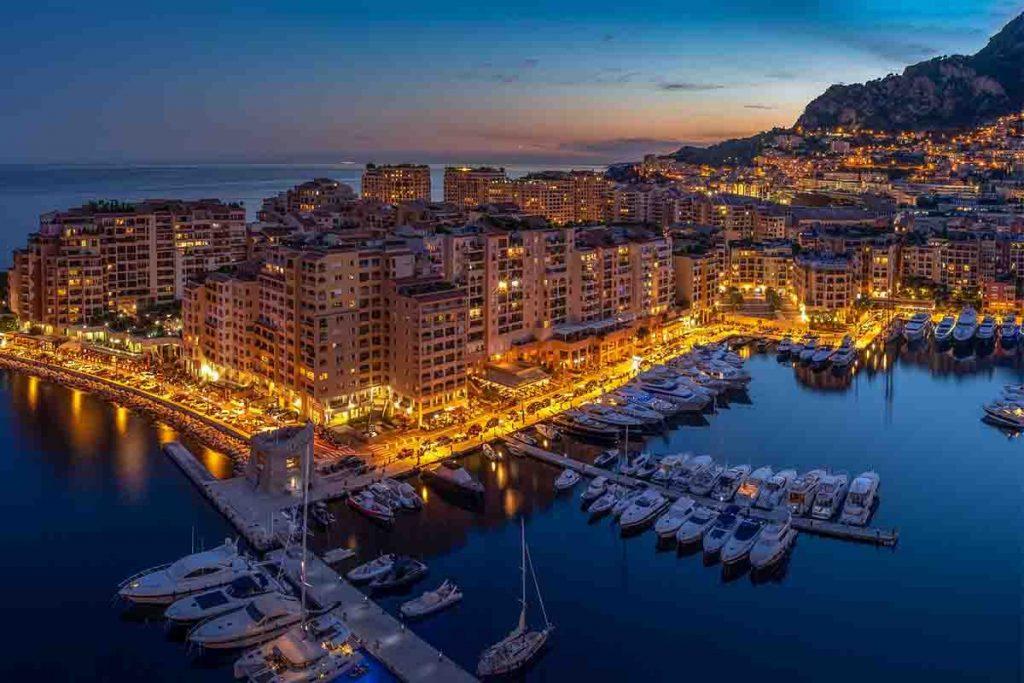 اشتغال به کار و استخدام در موناکو