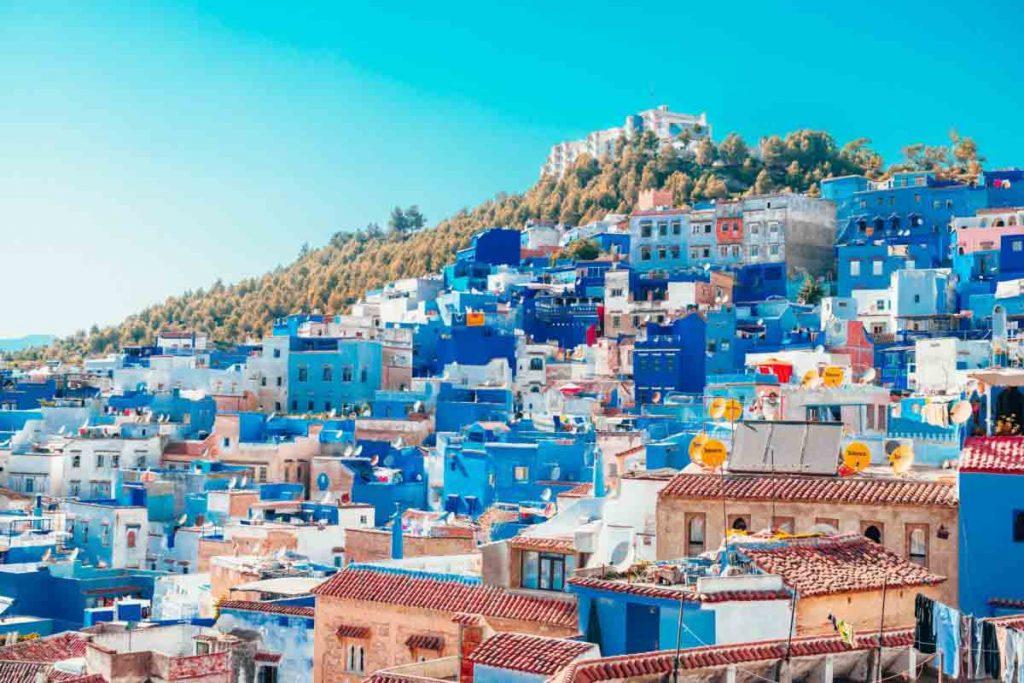 اشتغال به کار و استخدام در مراکش