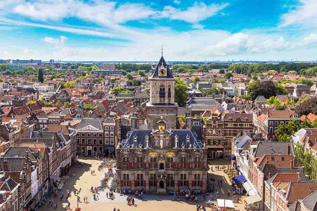 اشتغال به کار و استخدام در هلند