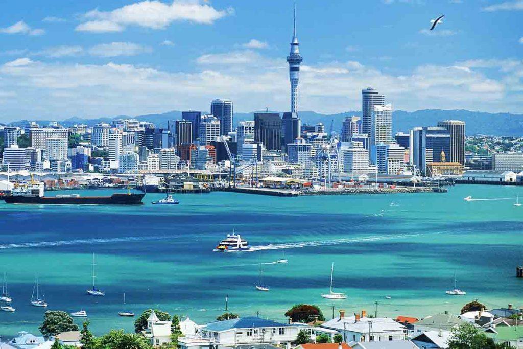 اشتغال به کار و استخدام در نیوزلند