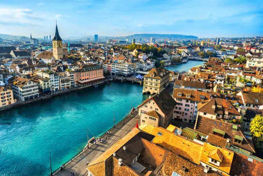 اشتغال به کار و استخدام در سوئیس