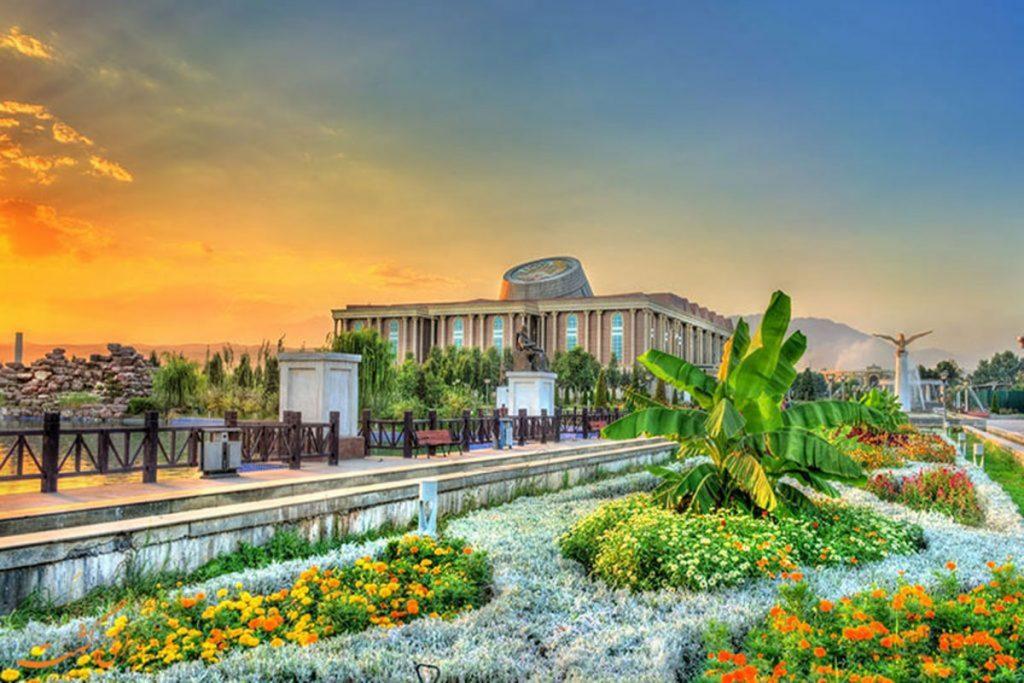 تحصیل در کشور تاجیکستان