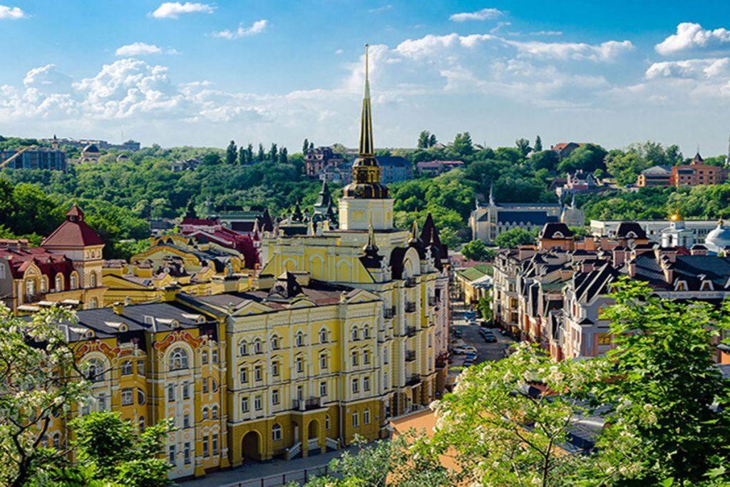 تحصیل در کشور اوکراین