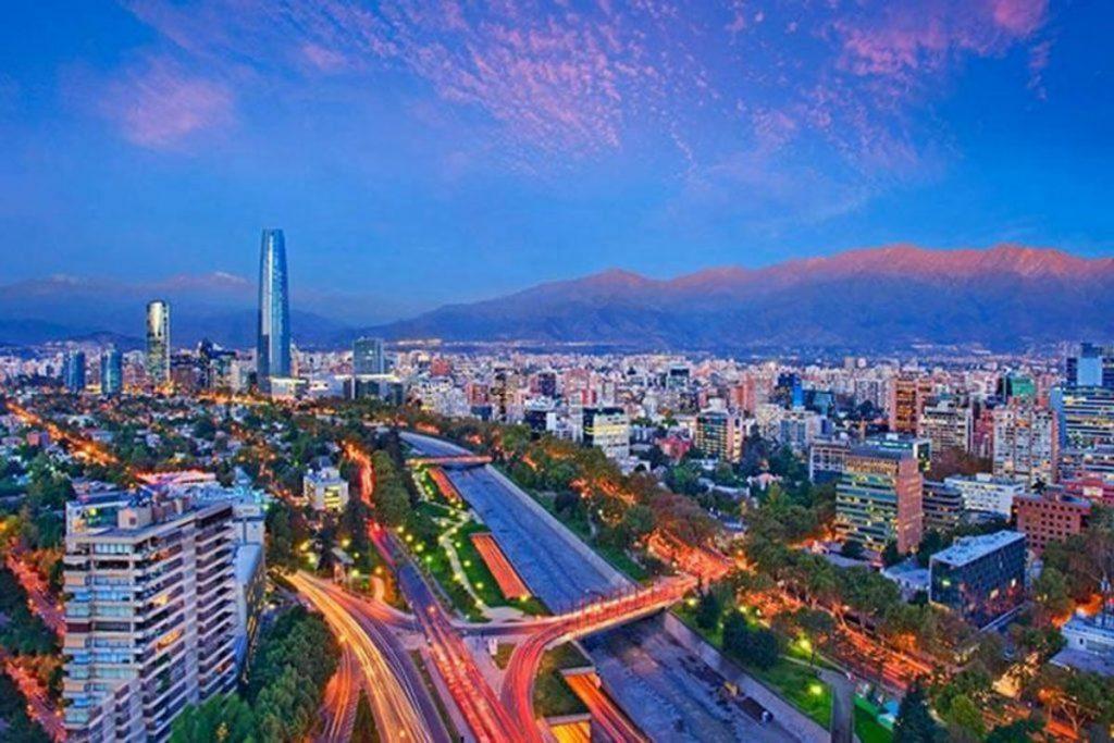 تحصیل در کشور شیلی