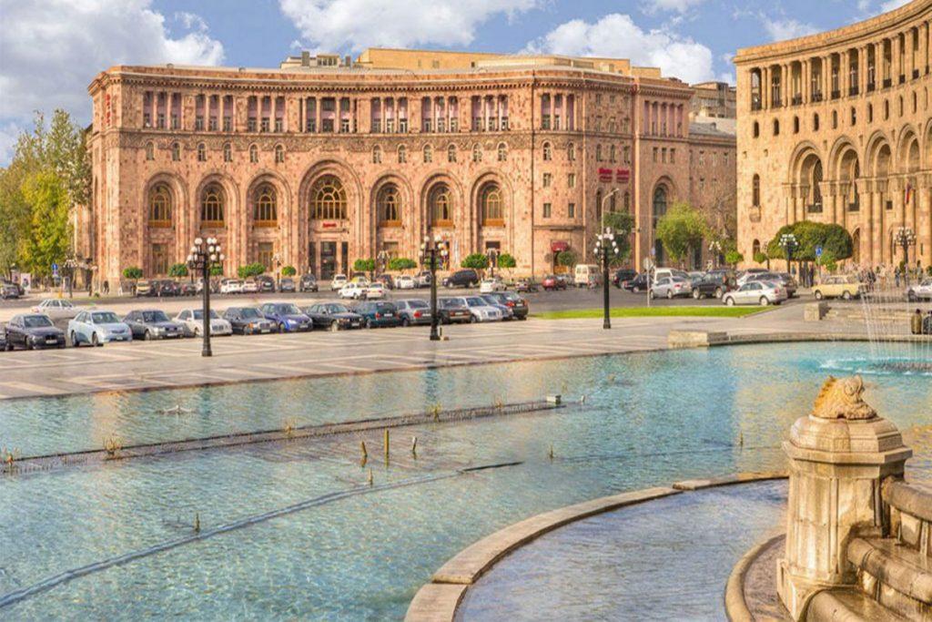 تحصیل در کشور ارمنستان