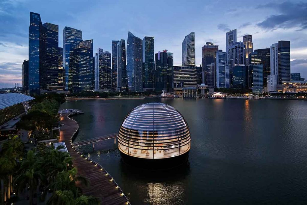 اشتغال به کار و استخدام در سنگاپور
