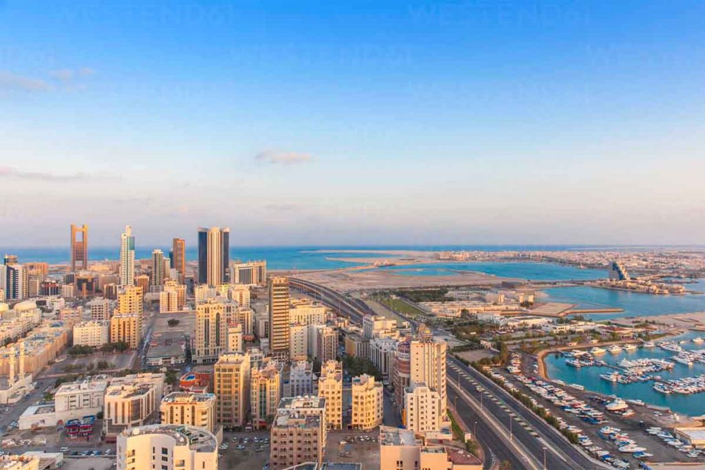 امور حقوقی در بحرین