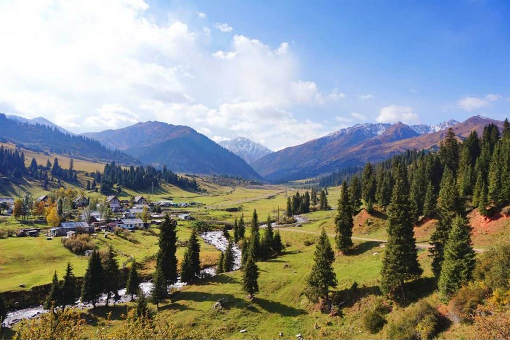 امور حقوقی در قرقیزستان