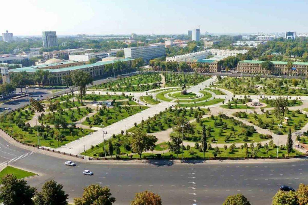 امور حقوقی در ازبکستان