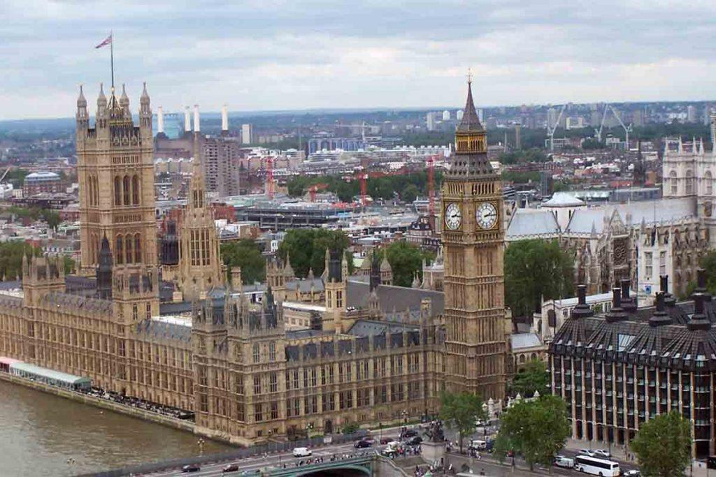 امور حقوقی در انگلستان