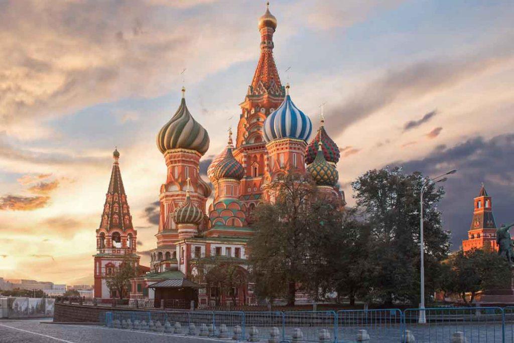 امور حقوقی در روسیه