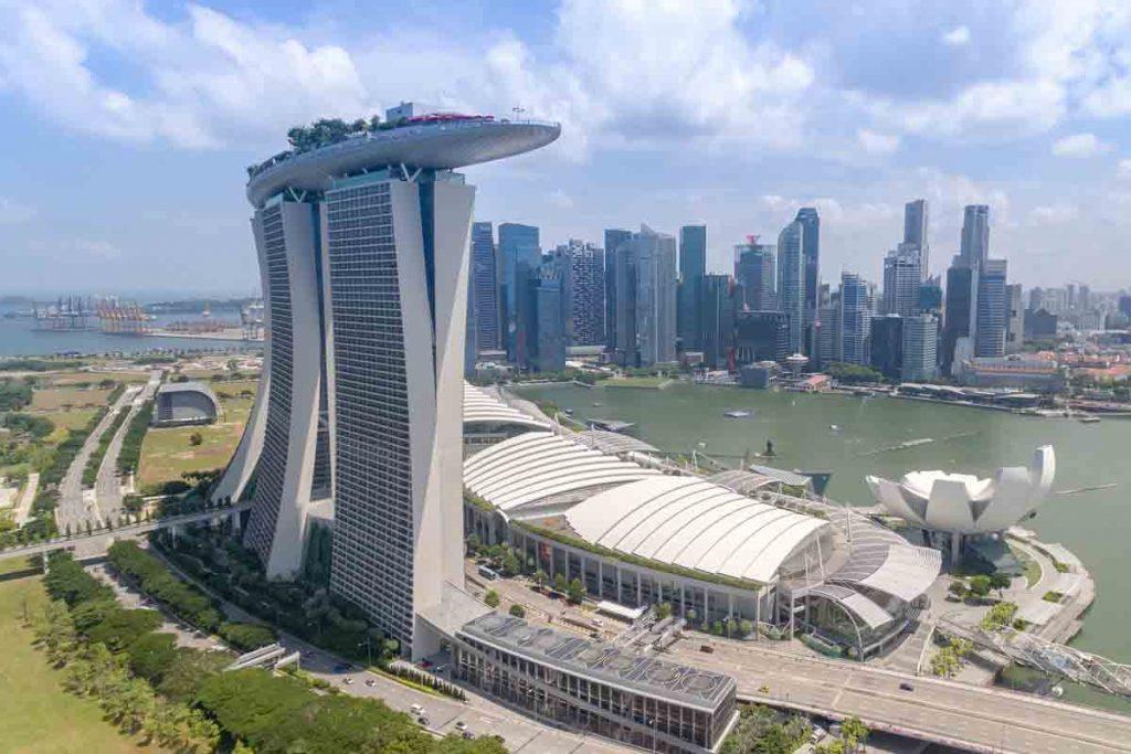 امور حقوقی در سنگاپور