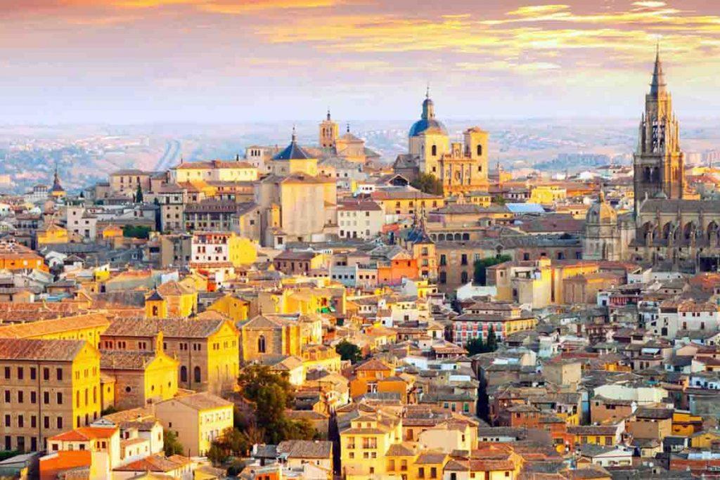 امور حقوقی در اسپانیا